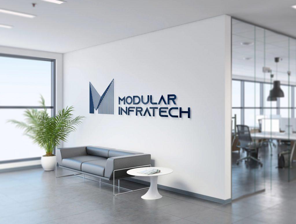 Modular Infratech Logo